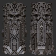 I love anything Joe Mad does. Created this prop after playing Darksiders.  I'm not sure who did this concept unfortunately.: