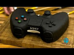 PS4 Torte PlayStation 4 Controller-Torte [PS4 Cake] - YouTube