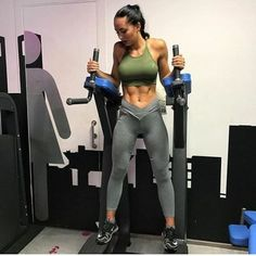 SEXY AND ATHLETIC DREAM WOMEN OF INSTAGRAM - September 30 2017 at 08:50AM  : Health Exercise #Fitspiration #Fitspo FitFam - Crossfit Athletes - Muscle Girls on Instagram - #Motivational #Inspirational Physiques - Gym Workout and Training Pins by: CageCult