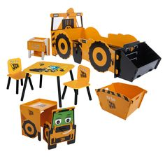 JCB furniture for toddlers bedroom Creedy would love this bed...