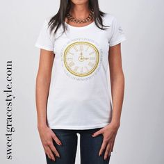 Camiseta mujer SGS 005 White http://sweetgracestyle.com/camisetas-mujer-originales/camiseta-mujer-SGS-momento-blanca   #camiseta #camisetas #mujer #camisetasmujer