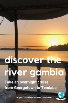 Taking a River Gambia tour: the ultimate Gambian experience - Reading the Book Travel