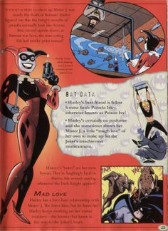 A guide to the animated series (Harley Quinn)