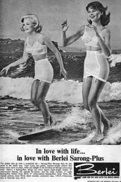Tjejers Underkläder: Annonser