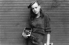 On A Good Day celebrates photographer Al Vandenberg's work with black and white portraits of street cast models