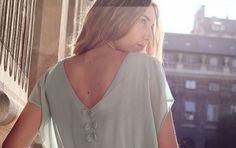 Robe en soie - L'atelier de couture soie - silk - dress