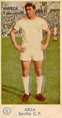 ARZA (Sevilla C.F. - 1955-56)