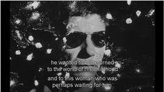 CHRIS  MARKER  |  LA JETÉE  |  1962  |   #ChrisMarker      |
