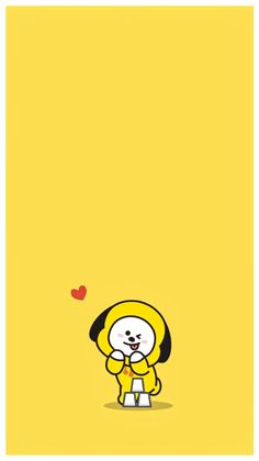 BTS BT21 WALLPAPER CHIMMY PARKJIMIN