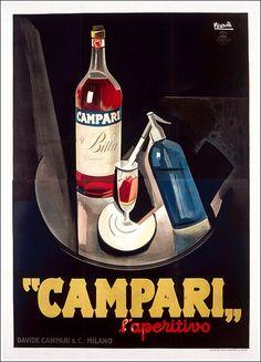 Bitter Campari - Galleria L'Image