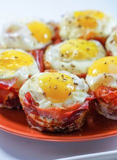 Gluten-Free Prosciutto Sweet Potato Breakfast Nests Recipe
