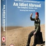 BARGAIN An Idiot Abroad Box Set – Series 1 and 2 Blu-ray NOW £4.99 delivered at Base.com - Gratisfaction UK