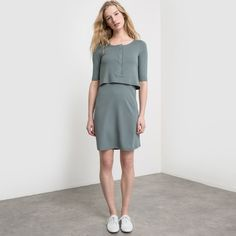 Dresses For Work, Fashion, Fashion Styles, Fashion Illustrations, Trendy Fashion, Moda