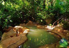Hot Springs @ Volcano Arenal, Costa Rica