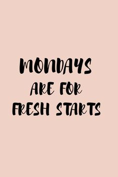 How To Stop Hating Mondays, Monday Motivation Tips and Monday Treats To Start Your Week On A Positive Note And To Make Monday Your Best Day Of The Week. Morning Motivation Quotes, Monday Morning Quotes, Fitness Motivation Quotes, Short Inspirational Quotes, Inspirational Artwork, New Week Quotes, Daily Quotes, Life Quotes, Mantra