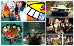Katzenjammer, mobile app, music, band, Norway, iOS, Apple, Android, Pockit World.