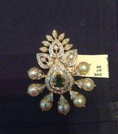 Diamond Pendant Archives - Page 11 of 12 - Diamond Necklace Simple, Diamond Pendant, Emerald Jewelry, Diamond Jewelry, Gold Jewelry, India Jewelry, Jewellery, Pearl Necklace Designs, Pendant Design