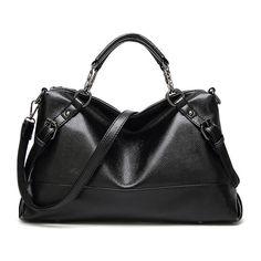 2017 New List Female Crossbody Bag Leather Handbags Hobo Tote Women  Messenger Bags Ladies Fashion Leather Portable Shoulder Bag 7700770597
