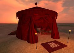 What is the Red Tent?