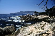 Carmel, the California coast