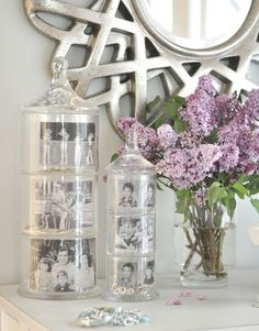 photo apothecary jars