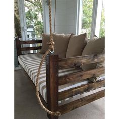 Lowcountry Swing Beds The Ion Swing Bed