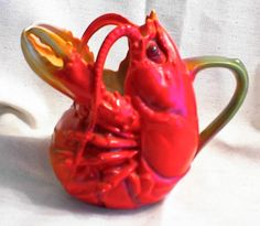 Royal Bayreuth Lobster Pitcher