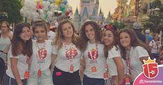 #momentoEnjoy15 es tu foto frente al castillo de #magicKingdom con tus mejores amigas! #waltdisneyworld #disneyworld #disney #magicKingdom #orlando