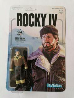 formation Rocky IV série 4 ROCKY BALBOA FIGURINE