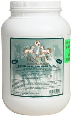 Psyllium Fiber Blend for Horses 5 lb (20 days)