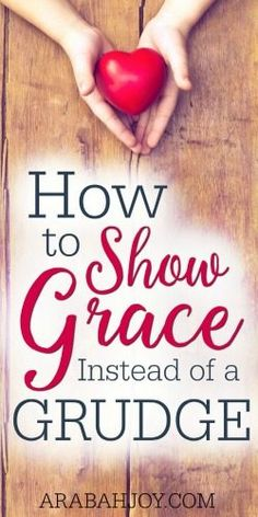 Grace is the best gift you and I will ever receive; yet, we often forget it in the moments its needed. Here's how you can show grace instead of a grudge. Christian Women, Christian Living, Christian Faith, Christian Inspiration, Biblical Inspiration, Godly Woman, Faith In God, Spiritual Growth, Me Time