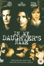 In My Daughters Name lifetime movie dvd