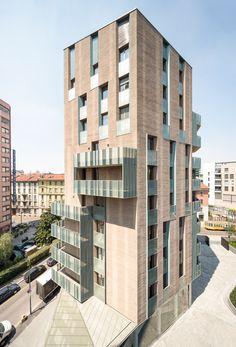 Gallery of Novetredici Residential Complex / Cino Zucchi Architetti - 12