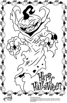 Adult Halloween Coloring Pages Halloween Colorings Contest - scary halloween coloring pages for adults