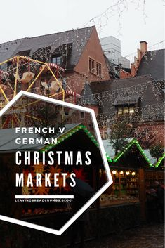 If you are ever in Europe during the Christmas season, you will likely want to hit up some Christmas markets. But who puts on the best market? The French or the Germans? #christmas #market #france #germany #reims #strasbourg #freiburg #christmasmarket #europe  #christmasseason #travel #traveltips