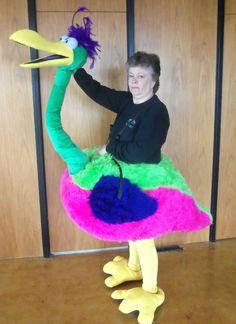 Huge Bird by PJs Puppets
