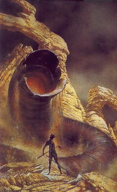 It requires Maker Hooks to ride a Sandworm!