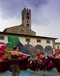WINE GRAPE FESTIVAL - Florence