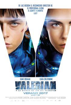2017 - Valerian y la ciudad de los mil planetas - Valerian and the City of a Thousand Planets