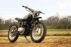 Brothers Gonna Work It Out: Wilkinson Honda CL360 | Bike EXIF