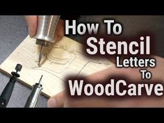 Amazing Dremel Wood Carving Patterns For Beginners and How To Wood Carve/power Carve & Stencil Letters Woodworking Quotes, Woodworking Joints, Woodworking Patterns, Woodworking Techniques, Fine Woodworking, Woodworking Crafts, Woodworking Lessons, Woodworking Beginner, Woodworking Garage