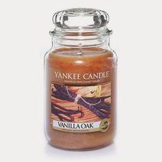 """""""Vanilla Oak"""" Yankee Candle"""