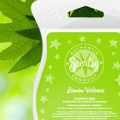 <p>Fresh lemon zest, bright kaffir lime, and verbena leaf.  #scentsy #siouxcity #wicklessmolly