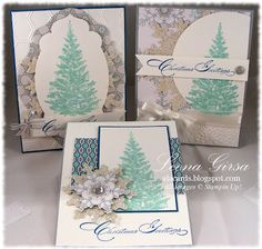 A La Cards: Kit-to-go featuring the Special Season stamp set from Stampin Up!