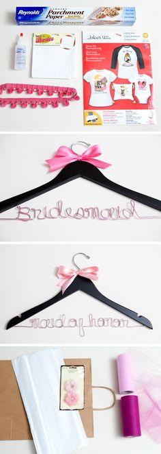 DIY | will you be my bridesmaid?