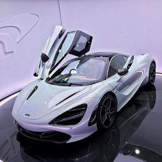 "Carfanatics (@carfanatics) on Instagram: ""McLaren 720S  tag a mate __________ : @wallacepjw | #carfanatics #blacklist #carswithoutlimits…"""