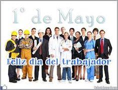 El 1° de mayo se conmemora en todo el mundo el Día Internacional del Trabajo http://www.yoespiritual.com/efemerides/1-de-mayo-dia-del-trabajo-dia-del-trabajador.html