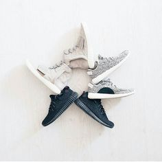 The Yeezy sneaker star. Which is your favorite of the 3? @kickstq #Kixify #KixifyLife by kixify