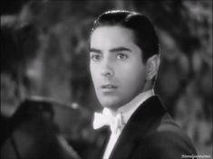 Tyrone Power in Alexander's Ragtime Band (Henry King, Hollywood Men, Classic Hollywood, Alice Faye, Tyrone Power, Effective Leadership, Power Star, Film Images, Star Wars, Most Handsome Men