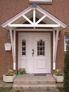 Bayerischer Wald Plus - Bayerischer Wald Plus You are in the right place for diy face mask Here we present di furn - Porch Gable, Gable Roof, Front Porch Addition, Front Porch Design, Porch Canopy, Door Canopy, Portico Entry, Entrance Decor, Patio Roof